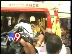 Avanigadda TDP MLA Brahmanaih passed away