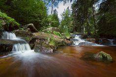 Bodefall #Harz www.foto-wandern.com