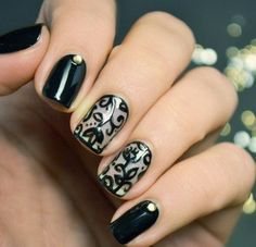 awesome 20 Trendy Lace Nail Art Designs 2016 | Fashion Te