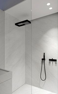 "Shower – ""Andrew"" bathroom taps by Co Studio for RVB Schöner in beton Douche – ""Andrew"" badkamer kranen door Co Studio voor RVB Schöner in beton Share your vote! Bathroom Toilets, Bathroom Faucets, Small Bathroom, Master Bathroom, Bathroom Ideas, Marble Bathrooms, Bathroom Showers, Bathroom Cabinets, Bathroom Organization"