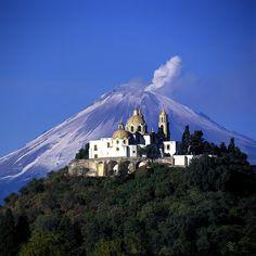 Destinos de fin de semana pueblos magicos en Mexico: Cholula