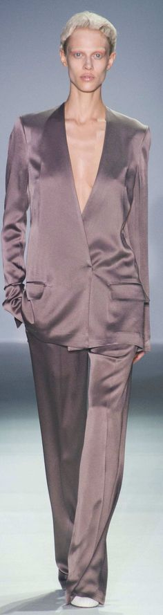 Haider Ackermann Collection Spring 2015 | The House of Beccaria~