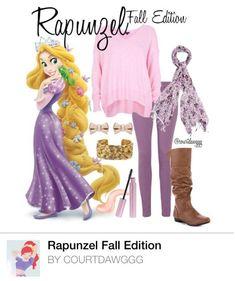 rapunzel | outfits