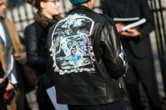 On the Streets of Paris Fashion Week Fall 2014 - PFW Street Style Day 8