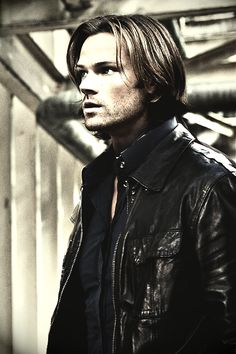 Sam Winchester. Jared Padalecki. Perfection. It doesn't really matter what you call him.