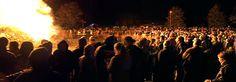Cranleigh Bonfire,Fireworks and Funfair
