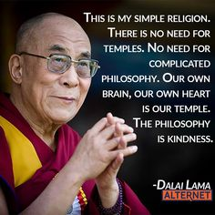 Dalai lama quote takara ♥ s meditation spirituality sacred s Wise Quotes, Quotable Quotes, Great Quotes, Words Quotes, Sayings, Buddhist Quotes, Spiritual Quotes, Positive Quotes, Buddha Quotes Inspirational