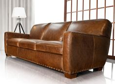 Hermitage-3-seat-sofa Freedom Furniture, British Colonial, Accent Decor, Sweet Home, Lounge, House Styles, Couches, Sofas, Leather