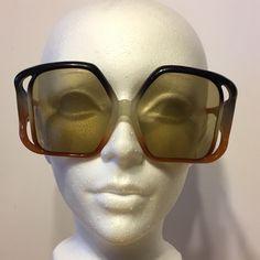 Beautiful oversized sunglasses