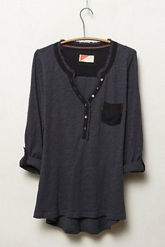 Essential Henley #anthropologie http://www.anthropologie.com/anthro/product/shopsale-tees/29982923.jsp?cm_sp=Grid-_-29982923-_-Regular_16