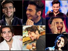 My Sweet, darling Ignazio! A fabulous collage! ⭐️IL VOLO⭐️ Credit: Piero's Birthday