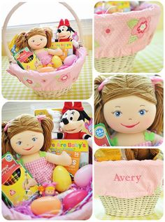 Easter basket for my 1 year old includes pjs summer dress books easter basket for my 1 year old includes pjs summer dress books and toys holidays easter and spring pinterest baby easter basket easter baskets negle Choice Image