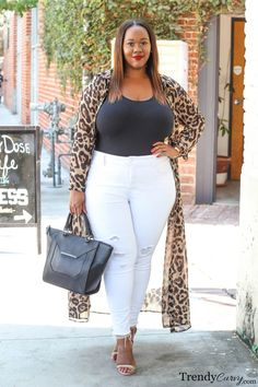 Jungle Fever - Trendy Curvy