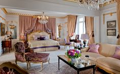 The world's most expensive hotel rooms