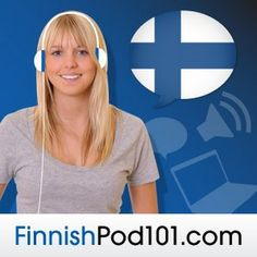 Learn Finnish with FinnishPod101.com - The Fastest, Easiest and Most Fun Way to Learn Finnish. :) Start speaking Finnish in minutes with Audio and Video less...