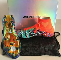 Nike Mercurial Superfly V SE FG 852512-804 EA Sports Soccer Cleats LIMITED | Sporting Goods, Team Sports, Soccer | eBay!