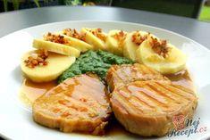Tip na zítřejší oběd. Bramborový knedlík doma zbožňujeme. Mohli bychom ho podávat i k řízku. :D