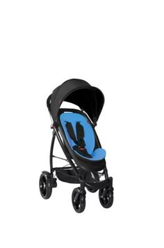 """phil Smart 2013 Compact Stroller   $299.99   WEIGHT: 18 lbs   FF/RF: Yes   REMOVE SEAT: NO   ONE-HANDED FOLD: No   21"""" wide with a compact telescoping fold for easy storage   max weight capacity of 44 pounds   Graco Snugride car seat adapter   7"""" front and 9"""" rear EVA foam wheels with built in rear suspension for smooth ride"""