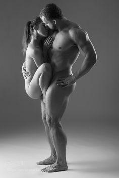 Fine art nude couples