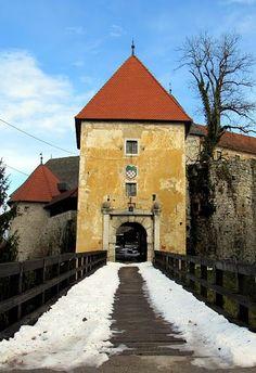 castle Ozalj - Croatia