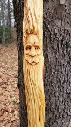 Wood Carving Faces, Plants, Plant, Planets