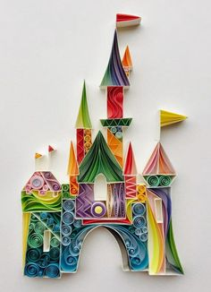 Awesome site with quilling inspiration. Its in a different language.