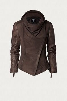 TIGHA Leather jacket