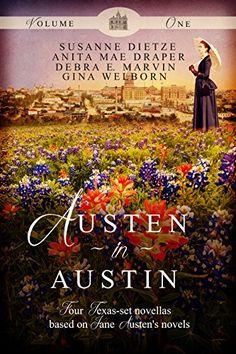 Austen in Austin, Volume 1 by Gina Welborn http://smile.amazon.com/dp/1939023777/ref=cm_sw_r_pi_dp_2zvEwb12NBHXY