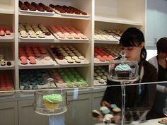 cupcake shop by kitelove, via Flickr