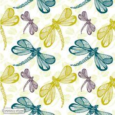 Fun & Frivolous dragonfly - Julie Hamilton designs { artistically afflicted blog}
