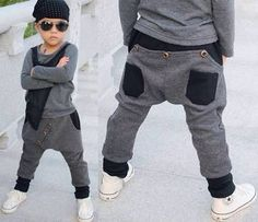 2015 New Fashion Children& Clothing Harem Hip Hop Dance Pants Panelled Spli. - - 2015 New Fashion Children& Clothing Harem Hip Hop Dance Pants Panelled Spliced Sweatpants Pockets kids Punk sports trousers. Hip Hop Fashion, Fashion Kids, Dance Fashion, Hip Hop Tanz, Vetement Hip Hop, Outfits For Teens, Boy Outfits, Kids Costumes Boys, Dance Pants