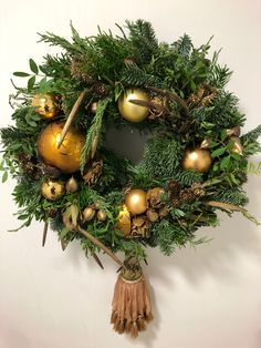 Christmas Wreaths, Holiday Decor, Home Decor, Art, Art Background, Decoration Home, Room Decor, Kunst, Performing Arts