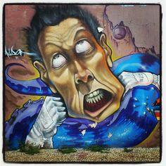 #graffiti #wall #art #arte | Flickr - Photo Sharing!