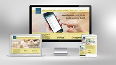 Nieuwe website Advani bvba - realisatie Scoop Creatieve Communicatie Palm, Website, Electronics, Consumer Electronics, Hand Prints