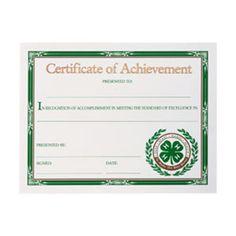 4 h award certificate templates diploma template 6 resume high.