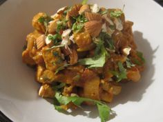 Yellow curry with leftover Christmas turkey. http://stupideasypaleo.com/2012/12/26/leftover-turkey-yellow-curry/