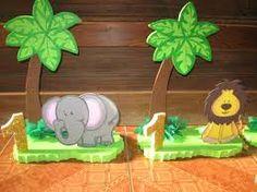 Resultado de imagen de animales jungla imprimir
