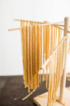 Homemade whole wheat pasta for any use, perfect for ravioli, fettuccine, or even farfalle. Top with your favorite sauces or use in pasta bakes.