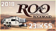 2018 Forest River Rockwood Roo 233S Hybrid Trailer RV For Sale All Seasons RV Supercenter Buy this 2018 Forest River Rockwood Roo 233S Hybrid Trailer RV now at http://ift.tt/2wtdtVA or call All Seasons RV today at 231-760-8772!  The 2018 Rockwood Roo 233S Hybrid Trailer is the perfect blend of amenities and affordability. See one today at All Seasons RV Supercenter!   This 25' expandable hybrid trailer has 1 electric slide out on a fully aluminum frame radius roofs with interior vaulted…