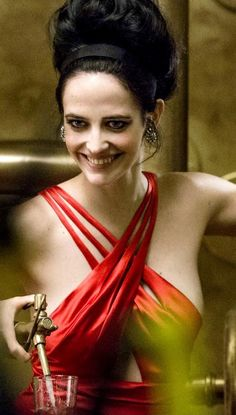 James Bond, Female Actresses, Actors & Actresses, Actresses With Black Hair, Actress Eva Green, Female Knight, Lady Knight, French Actress, Celebs