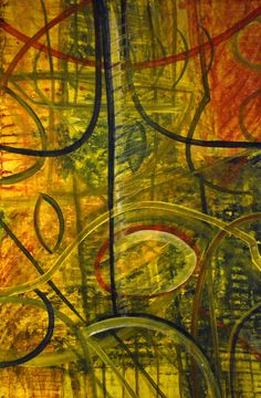 Pintura orgánica Autor: Hector Inda Año: 2014 Abstract Art Images, Natural World, Sculpture, Nature, Painting, Author, Pintura, Painting Art, Sculpting