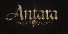 Antara logo by Deligaris.deviantart.com on @deviantART
