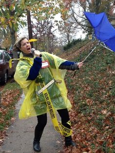 friend loris costume from 2012 i still want to do it weather girl in - Meteorologist Halloween Costume