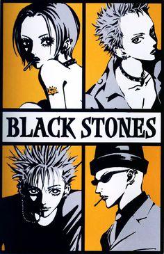 Black Stones, Nana