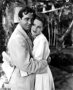 John Payne and Maureen O' Hara- Sentimental Journey (1946)