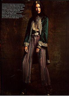 Morocco fashion influence- Vogue