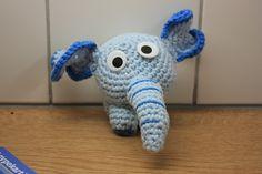 Heklet Elefant (ingrids mirakler!)