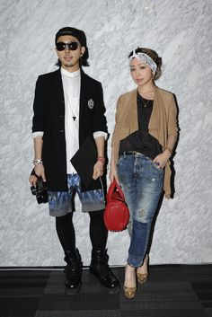 They Are Wearing: Tokyo Fashion Week - Slideshow... Fly