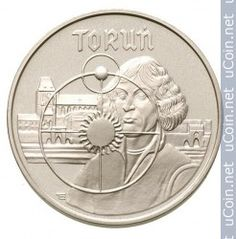 Moneta> 5000 złotych, 1989 - Polska (Toruń) - odwrotna