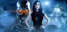 Após a estreia de um fantástico trailer, a Paramount acaba de lançar um poster para Terminator: Genisys, quinto filme do Exterminador do Futuro nos cinemas e o primeiro de uma nova trilogia! O poster traz Emilia Clarke como Sarah Connor, segurando a cabeça decapitada de um Exterminador no que parece ser um cenário encantador pré-Dia …
